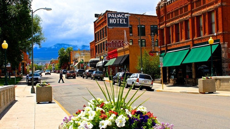 Colorado's Top National Historic Districts (including Salida)