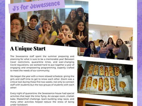 Snapshot of Jewessence