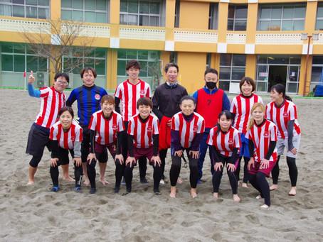 【リリース】SONNE OZEAN(男子)、2021年シーズンより関東ビーチサッカーリーグ2部に参入します!