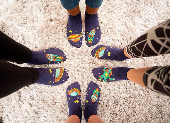 מארז 7 זוגות גרבי ילדים בעיצובים מדליקים מבית PULLIEZ