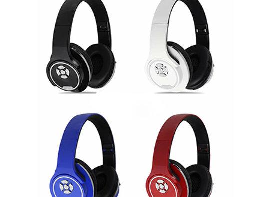 אוזניות אלחוטיות שהופכות לרמקול BLUTOOTH בלחיצת כפתור