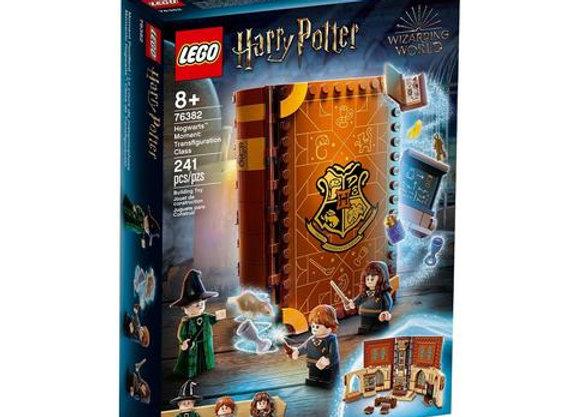 Lego לגו 76382 Hogwarts Moment: Transfiguration Class