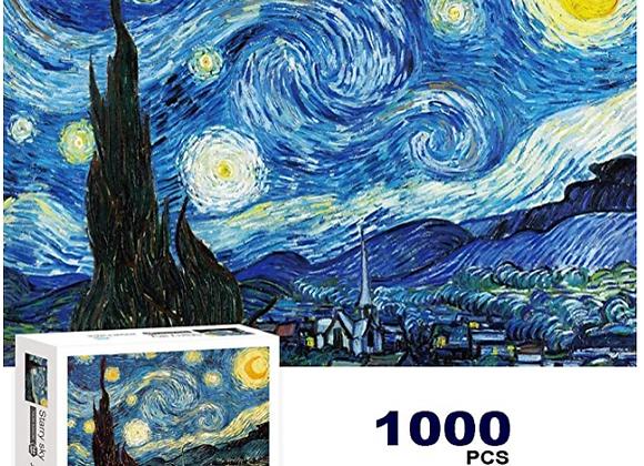 פאזל 1000 חלקים- סטארנייט