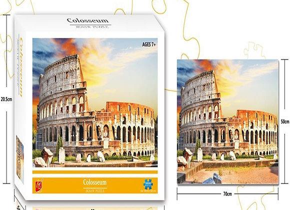 פאזל 1000 חלקים - רומא
