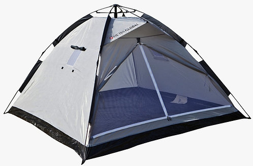 אוהל טיולים וקמפינג פתיחה מהירה ל4-5 אנשים מביתSWISS GLOBAL