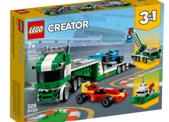 Lego 31113 – Race Car Transporter