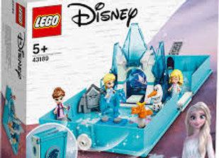 LEGO 43189 Elsa and the Nokk Storybook