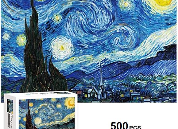 פאזל 500 חלקים - סטרינייט