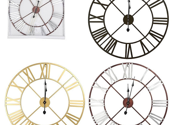 שעון קיר מעוצב – דגם MADRID