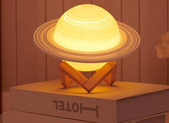 מנורת לילה נפטון Neptune כולל שלט