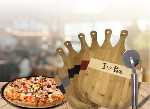 ערכת פיצה מהודרת