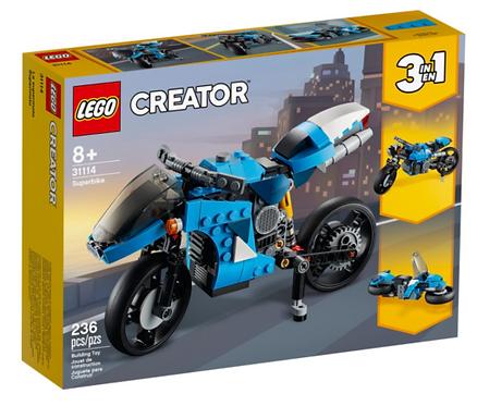 Lego 31114 – Superbike