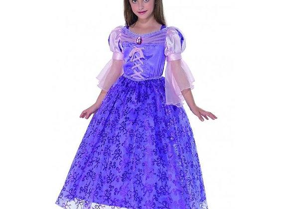תחפושת נסיכה קסומה מהודרת לילדה