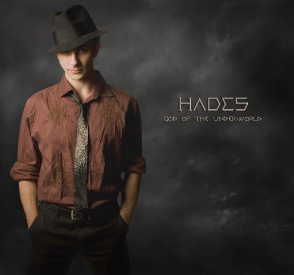 Hades: God of the Underworld. Loves fedoras.