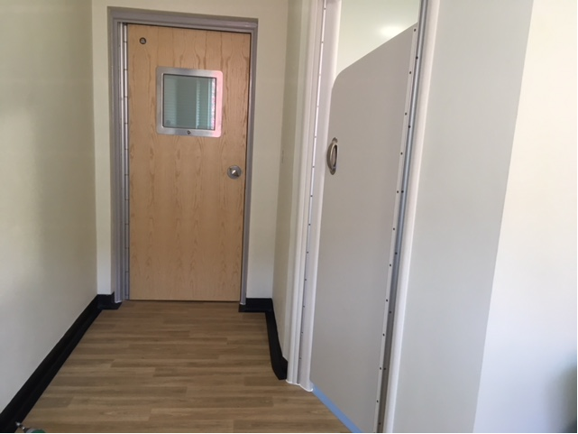 Diamond Special Works completes rooms at Highgate Mental Health Centre