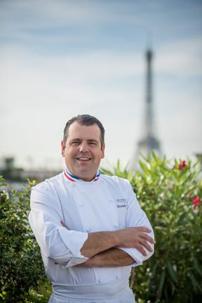 Christophe Raoux M.O.F 2015 1 étoile au Michelin