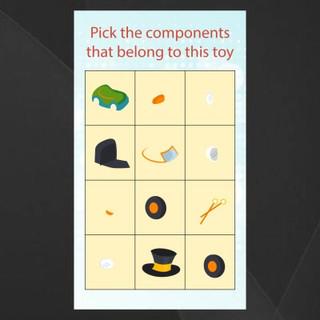 Digital Memory Game (Demo)
