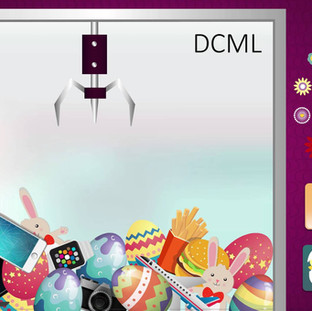Digital Game Machine (Demo)