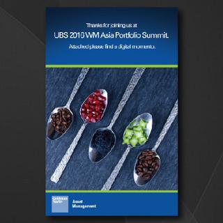 UBS Conference Digital Solution