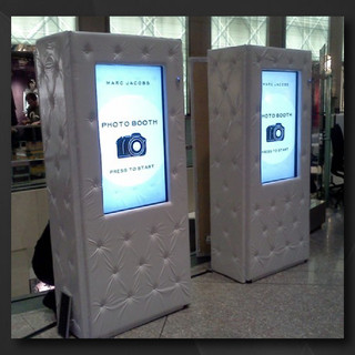 Marc Jacobs Campaign Photobooths