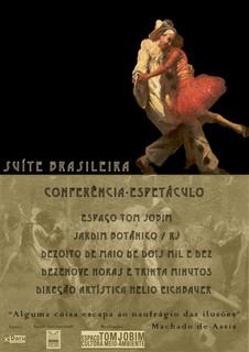 SUITE BRASILEIRA - TEATRO TOM JOBIM