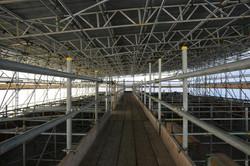 Node Scaffold Design - Fulham Gas Works