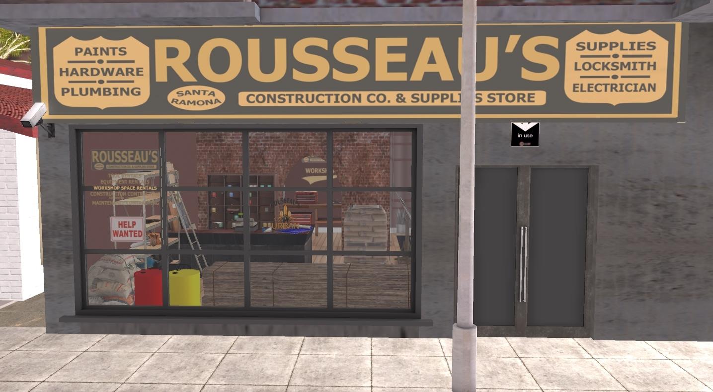 Rousseau's Construction