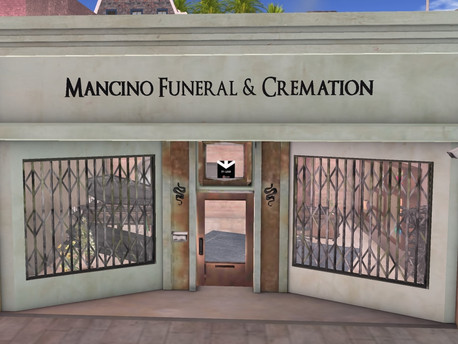 Police Raid Mancino Funeral And Cremation Parlor (with correction 2/18/21)