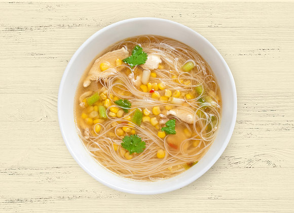 Vietnamese Noodle Chicken Soup