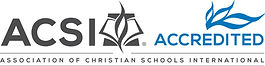 ACSI Accredited school