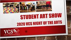VCS Virtual Art Show