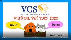 VCS Virtual Pet Day