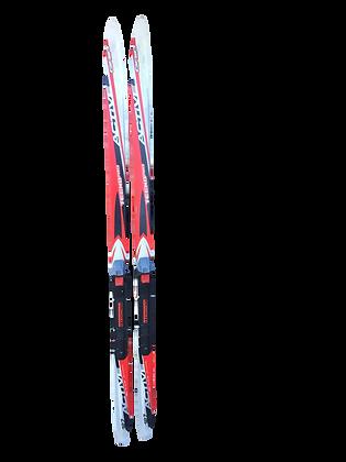 Längdskidor 130 cm