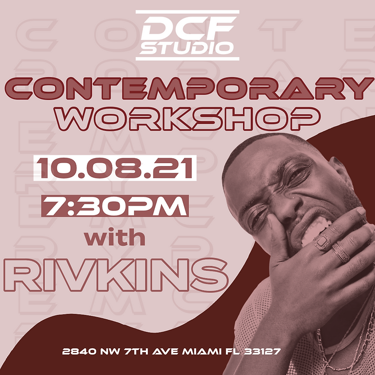 Contemporary Workshop with Rivkins