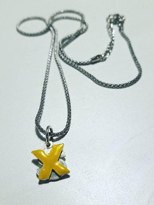 X symbol for chain