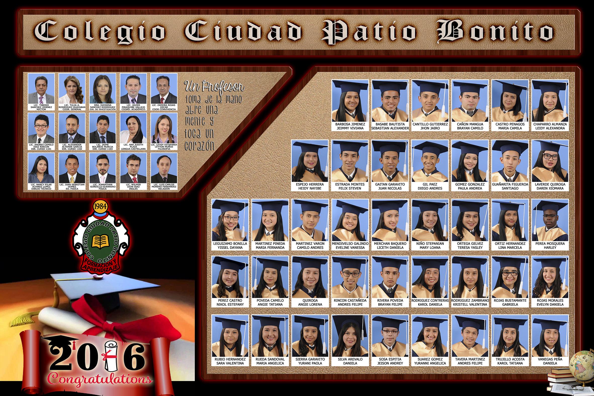 MOSAICO PATIO BONITO 2016 - 1102 - 40 COPIAS