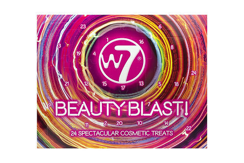 W7 Beauty Blast Makeup Advent Calendar
