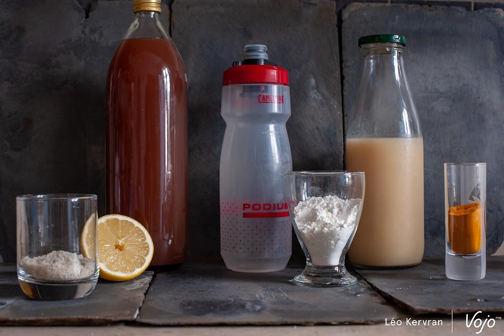 L'hydratation - Boisson d'effort