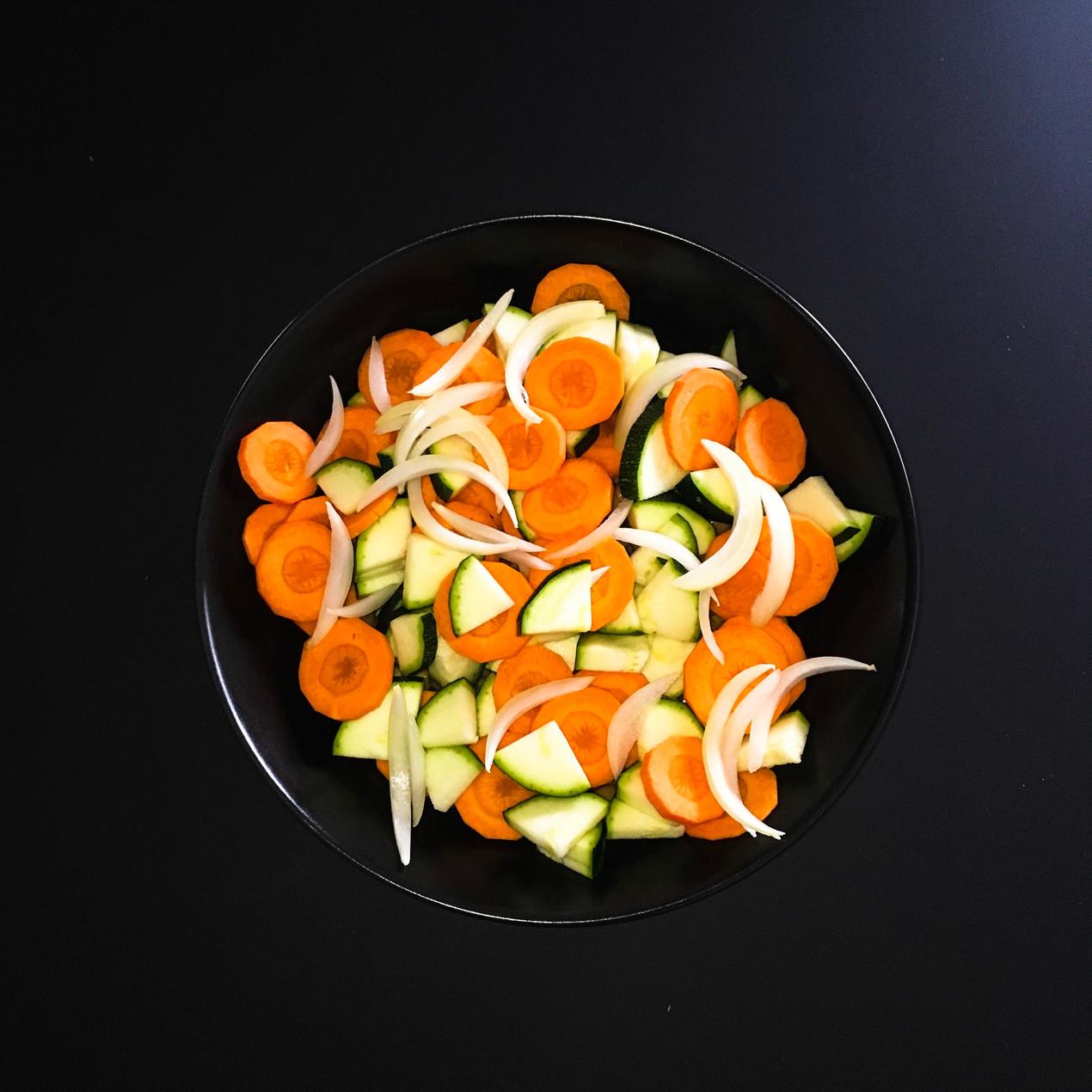 Mangez Simple, Mangez Sain : préparation 1