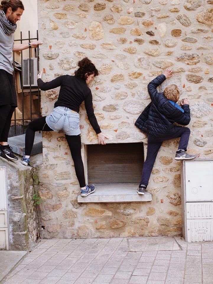 Parkour Perpignan