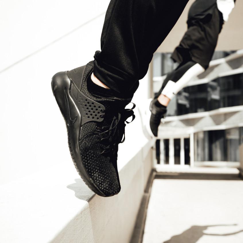 zoom sur les chaussures 2