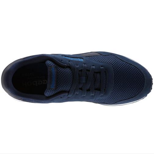 REEBOK ROYAL ULTRA  Couleur : Collegiate Navy / Bunker Blue / White / Reflective