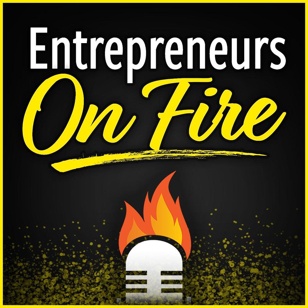 Entrepreneurs on Fire Cover