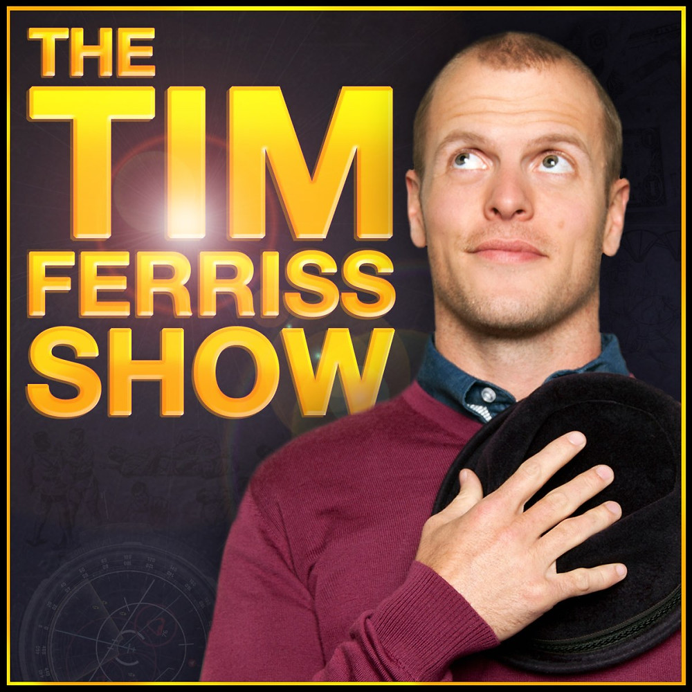 The Tim Ferriss Show Cover