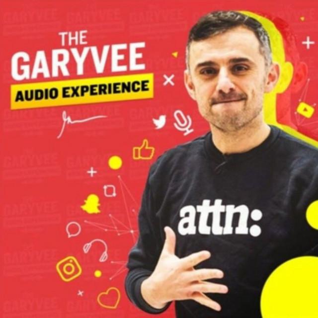 The GaryVee Audio Experience Cover