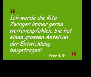 KiTa Zwingen