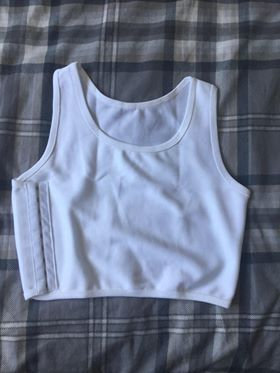 White Crop Binder