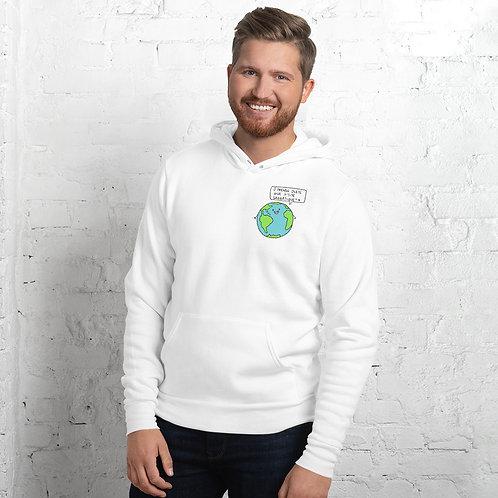 La planète est en sabbatique - Coton ouaté