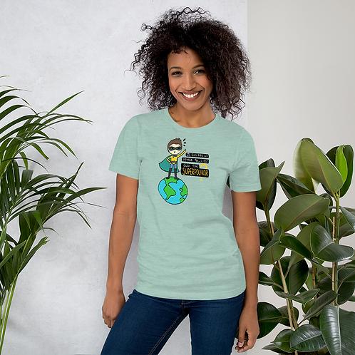 Superhéro du voyage - t-shirt