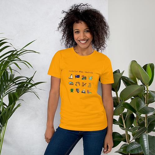 Bucketlist #26 : Australie - T-shirt